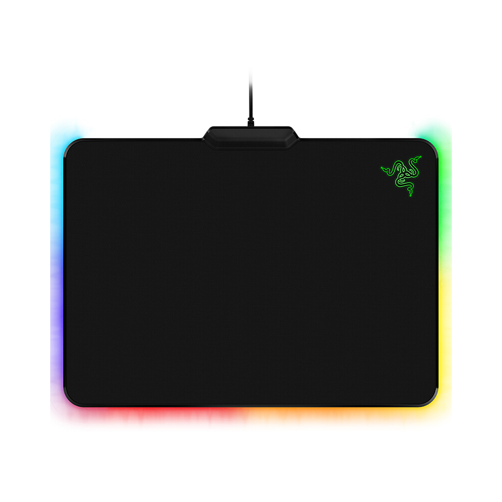 Razer Customizable Lighting Mouse Pad USB Wired Colorful Lighting Gaming...