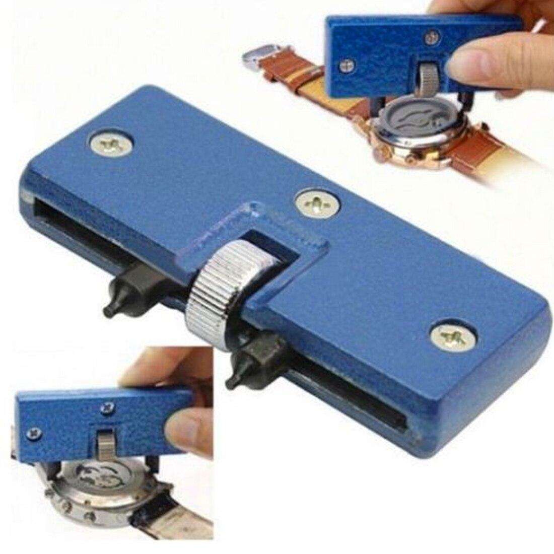 Watches Repair Tools Watchmaker Remover Movement Repair  Screw-on Back Case Watch Tools  Adjustable Opener Tool