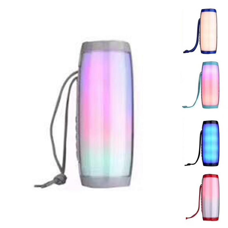 Bluetooth-Speaker Innovative Gift Outdoor Waterproof Mini Portable Wireless New LED High-Quality