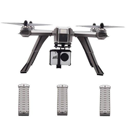 MJX Bug 3 Pro (B3 PRO) 5G WiFi Caméra FPV RTF RC Drone Avec 1080 P HD Caméra HD FPV Vol Quadcopter Brushless Dron Hélicoptère
