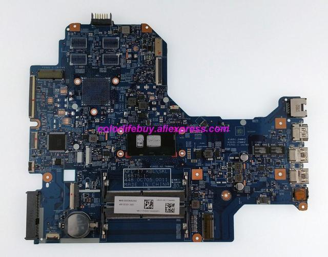 Оригинальная материнская плата 925625 601 925625 001 16875 1 448.0C705.0011 для ноутбука HP 17 17 BS серии 17T BS000, ноутбука, ПК