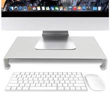 Przenośny stojak na laptopa aluminium podstawka do laptopa biurko stacja dokująca uchwyt do apple imac/Tablet/MacBook Pro/komputera/notebooka podstawa r60(China)