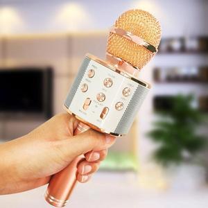 Image 4 - Trẻ Em Micro Hát Karaoke Micro Micro Âm Thanh Karaoke Thiết Bị