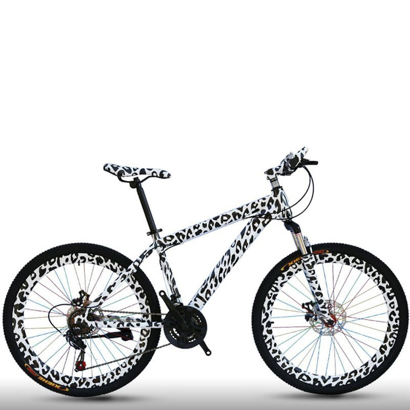 Mountain Country Vehicle 21 Speed Variable Speed Disc Brake Highway Tiger A Mountain Country Bicycle Men And Women Learn
