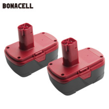 Bonacell 19.2V 6000mAh Li-Ion Power Tool Battery For CRAFTSMAN C3 11374 11375 130285003 CRS1000 10126 11569 11585 L30
