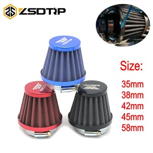 ZSDTRP Motorcycle Modified Carburetor Air Filter Cup 35mm 38mm 42mm 45mm 58mm For MIKUNI OKO KOSO KEIHI Carbs(China)