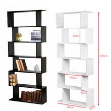Creative rotating bookshelf simple floor shelves student children