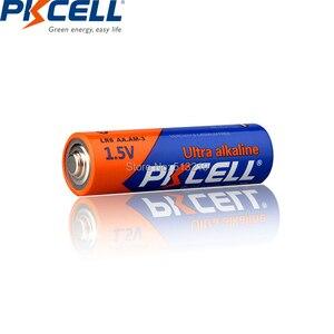Image 3 - 50PCS LR6 AA סוללה 1.5V AM3 E91 MN1500 LR6 אלקליין יבש סוללות סוללה ראשית מעולה R6P 2A batteria עבור שלט רחוק