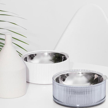 Xiaomi Stainless Steel Heatable Cat Bowl 3