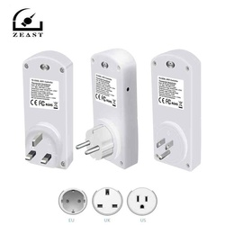 WIFI Wireless Temperature Humidity Thermostat Module APP Smart Remote Control Smart Module Timing Switch Socket TS5000