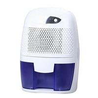 EAS Mini Dehumidifier For Bathroom Bedroom  Closet  Basement Ultra Quiet (White)(Us Plug )|Dehumidifiers| |  -