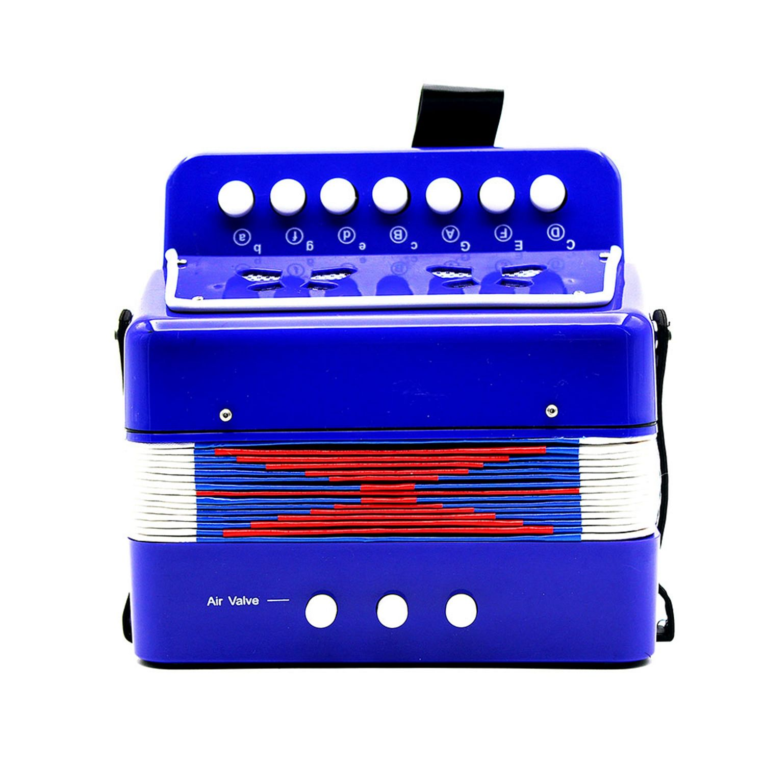 Mini Small Children Keyboard Accordion Rhythm Educational Musical Instrument Band Toy for Kids