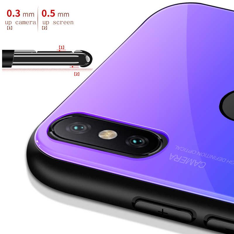 Чехол Red mi 5 Plus Note 5a Prime Note 5 Pro 4x4X6 Pro 6a, Защитное стекло для Xiao mi a2 lite a1 Ksio mi Red mi 5plus 5 6 a