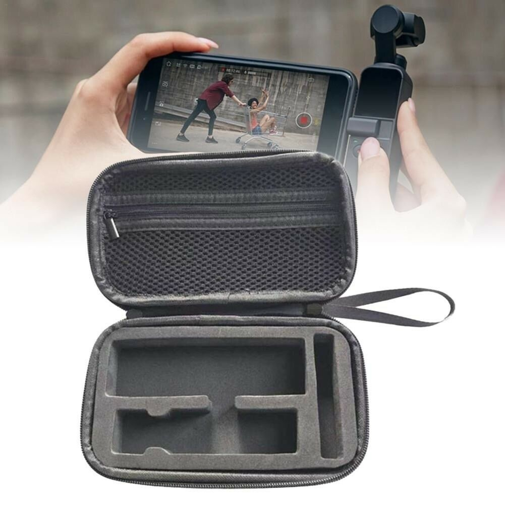 Portable Hard Carry Storage Case Bag Protector For DJI Osmo Pocket Camera