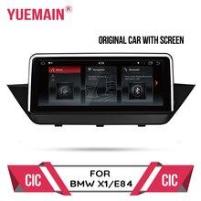 Автомобильный DVD gps плеер для BMW X1 E84 2009-2015 Android 7,1 10,25 »Авто Мультимедиа Навигация iDrive/CIC 2 GB + 32 GB задняя камера