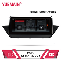 IPS screen 10.25'' android 7.1 Car DVD player for BMW X1 E84 2009 2015 iDrive/CIC Multimedia radio gps navigation WIFI 2GB+32GB