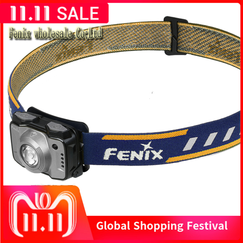 New Arrival Fenix HL12R Cree XP G2 neutral white LED 400 Lumens Ultra Lightweight USB Rechargeable