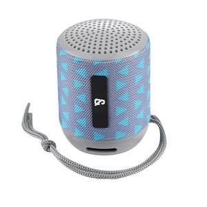 Image 4 - Altavoz portátil inalámbrico Bluetooth reproductor estéreo Hd sonido bajo música alrededor de los dispositivos de salida con micrófono llamadas manos libres