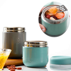 Food-Container Beaker Thermal-Cooker Stainless-Steel Vacuum-Pot Burning-Pot 6h Braised