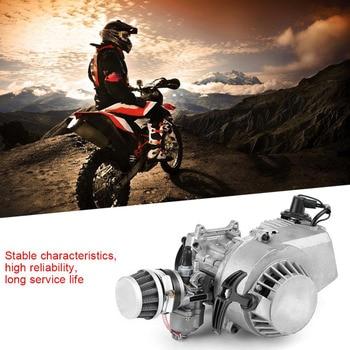 Bolsillo de Motor de arranque por cuerda para MINI Quad Bike, Scooter, MINI moto, ATV, accesorios, 47CC, 49CC, 2 tiempos, Universal