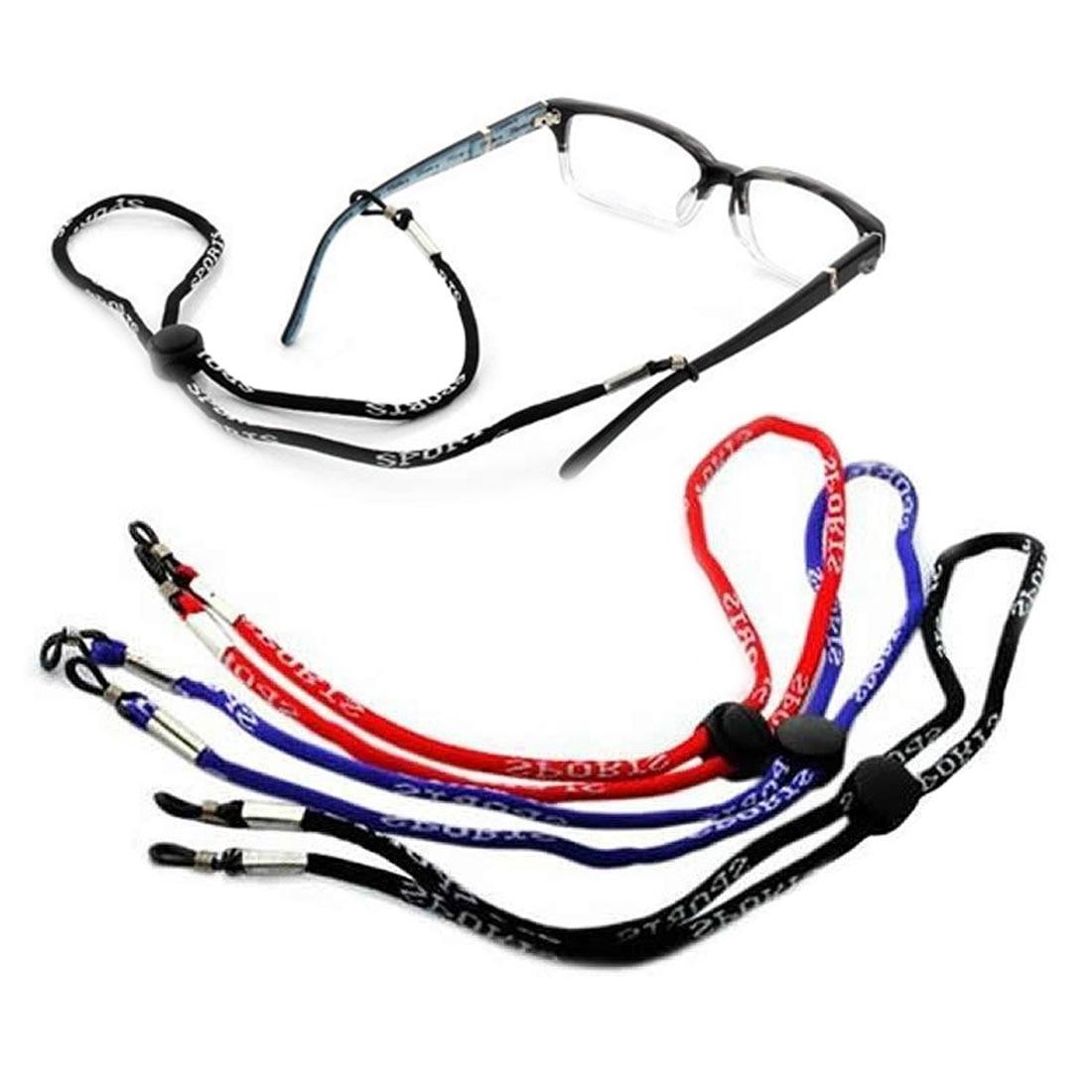 Adjustable  Elastic Glasses String Cord  Neck Rope Strap Sunglasses For Men Women Children Eyewear Lanyard Eyewear Accessories