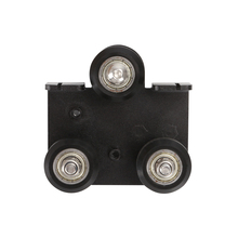 Extruder Back Support Plate with Pulley – for Ender 3/3Pro, CR-10, CR-10S, S4 and S5 Series