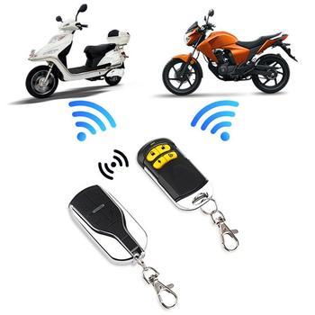 12 V uniwersalny motocykl samochód bezpieczeństwa System alarmowy 125db Alarm antywłamaniowy bardzo mały podwójny pilot zdalnego sterowania urządzenie zabezpieczające przed kradzieżą tanie i dobre opinie Alert bezpieczeństwa Specjalne części urządzenia zabezpieczającego przed kradzieżą Support 15 8*6 5*9cm Alarm Motorbike Security