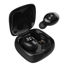 XG12 TWS Bluetooth 5.0 Earphone Stereo Wireless Earbuds HIFI Sound Sport Earphones Handsfree Gaming Headset with Mic for Phone 5 0 bluetooth mini 3d stereo sound ouch control hifi earphone with mic sport ipx7 waterproof tws wireless earbuds stereo headset