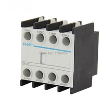 Auxiliary-Contact-Block LC1-D CJX2 3 4 for F4-11/F4-20/F4-02/.. NC1 F4-Series