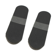 10 sztuk/paczka pielęgnacja stóp szlifowanie papier ścierny Pedicure pielęgnacja stóp wymiana napełniania dla ze stali nierdzewnej uchwyt pliki ног рашпи