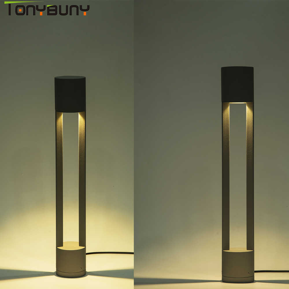 Led Bollard Light For Landscape