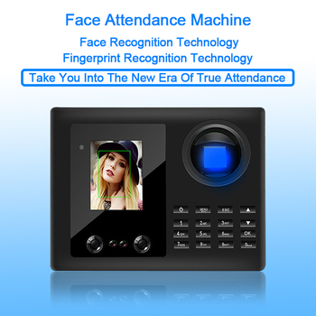 цена на Eseye Biometric Face Recognition Fingerprint Attendance System TCP/IP USB Access Control Time Clock Employee Attendance machine