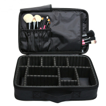 Women High Quality Professional Makeup Organizer Bolso Mujer Cosmetic Case Large Capacity Storage Bag Disassembly Suitcases