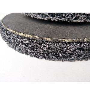 Image 5 - 100x16 มม. Poly Strip Disc ล้อสีสนิมทำความสะอาดลบสำหรับเครื่องบดมุม