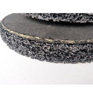 Image 5 - 100x16 мм полиполосный диск для удаления краски и ржавчины, удаление краски для угловой шлифовальной машины