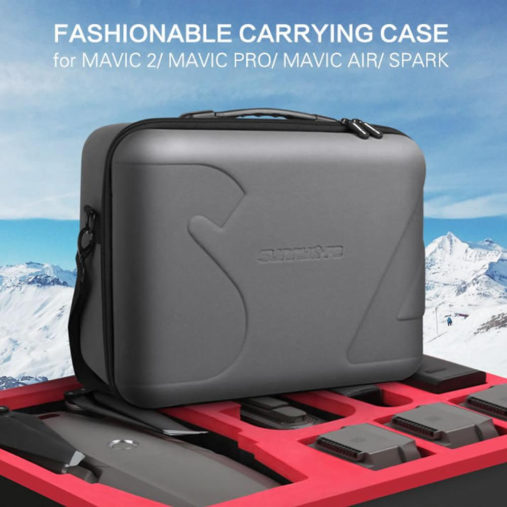 DJI Mavic 2 PRO AIR Spark All-round Combination Storage Bag MAVIC2 Drone Accessories Protection Case Suitcase For RC QuadcopterDJI Mavic 2 PRO AIR Spark All-round Combination Storage Bag MAVIC2 Drone Accessories Protection Case Suitcase For RC Quadcopter