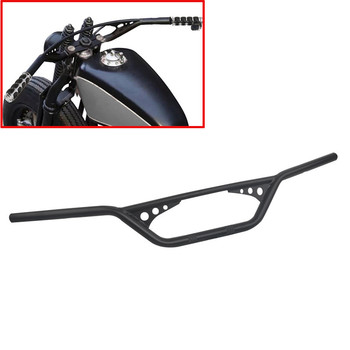 Motorcycle 22MM Drag Handlebar Bar Controls Fits For Harley Sportster XL 883 1200 Softail Dyna