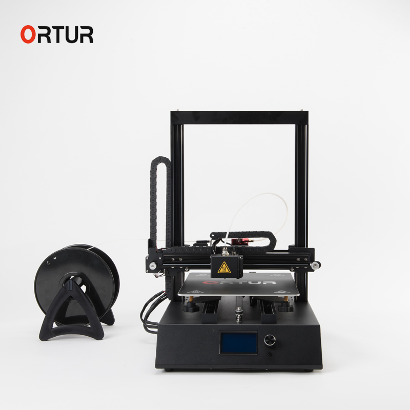 ORTUR 4 Resin 3D Printer Support Auto Leveling Resume Print Filament End Sensor with All Linear Guide Rail 3D Printing Machine in 3D Printers from Computer Office