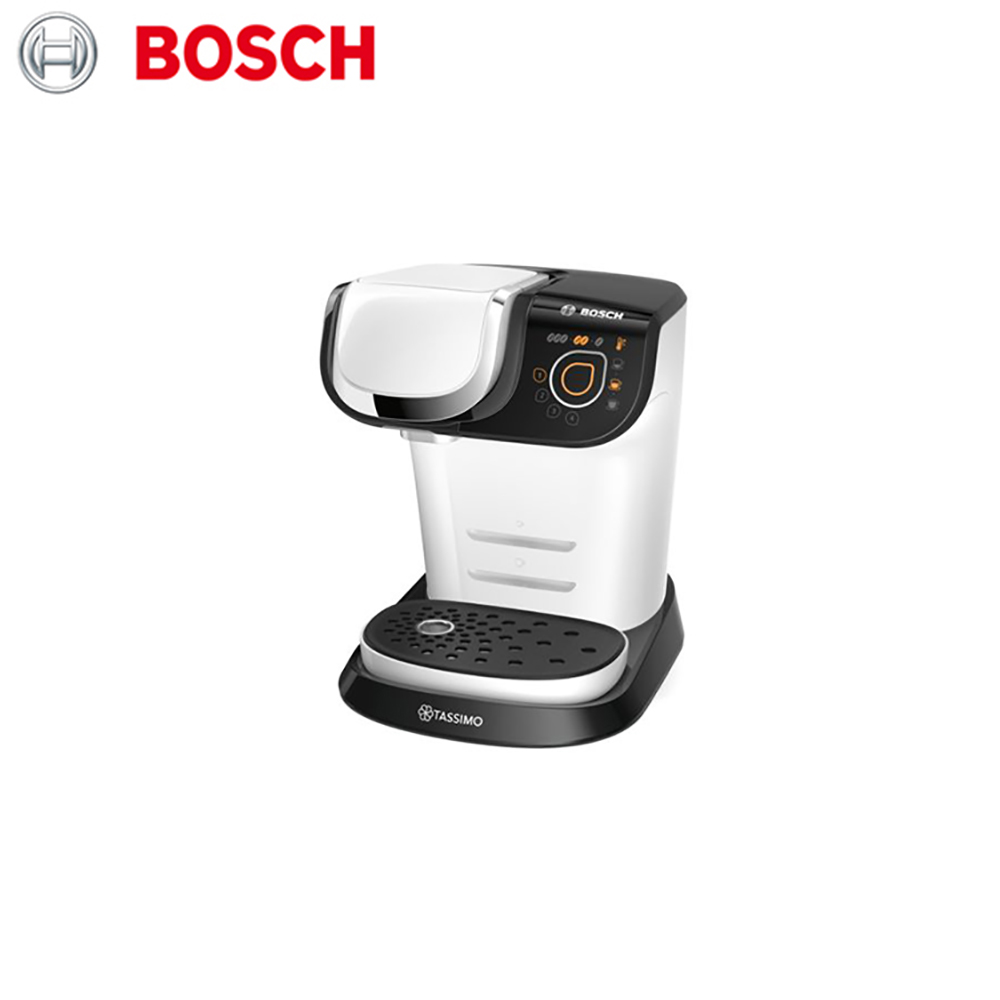 Capsule Coffee Machine Bosch TAS6004 home kitchen appliances brew making hot drinks drip Cafe household