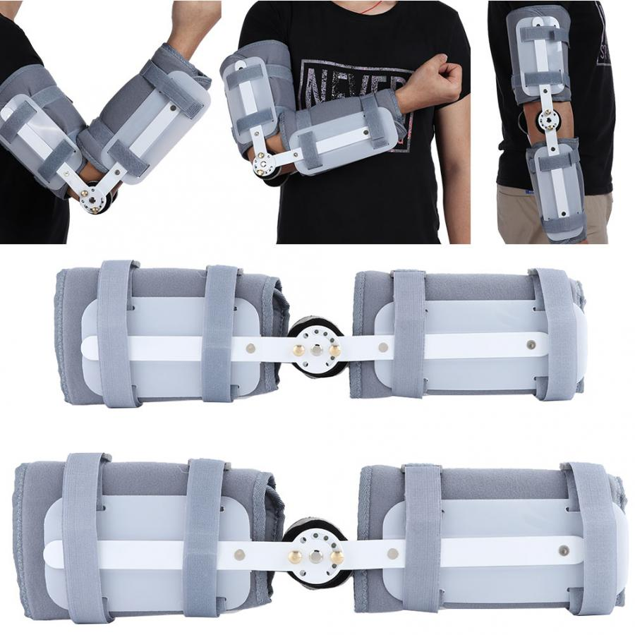 Upper Limb Support Braces Protector Forearm Fracture Fixation Elbow Joint Orthosis Corrector Pain Relief Elbow Supports