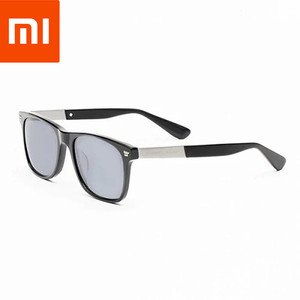 XIAOMI TS استقطاب UV400 السفر الرجال الشمس-Resistanece ينس أسود إطار المهنية المشي في الهواء الطلق الصيد نظارات