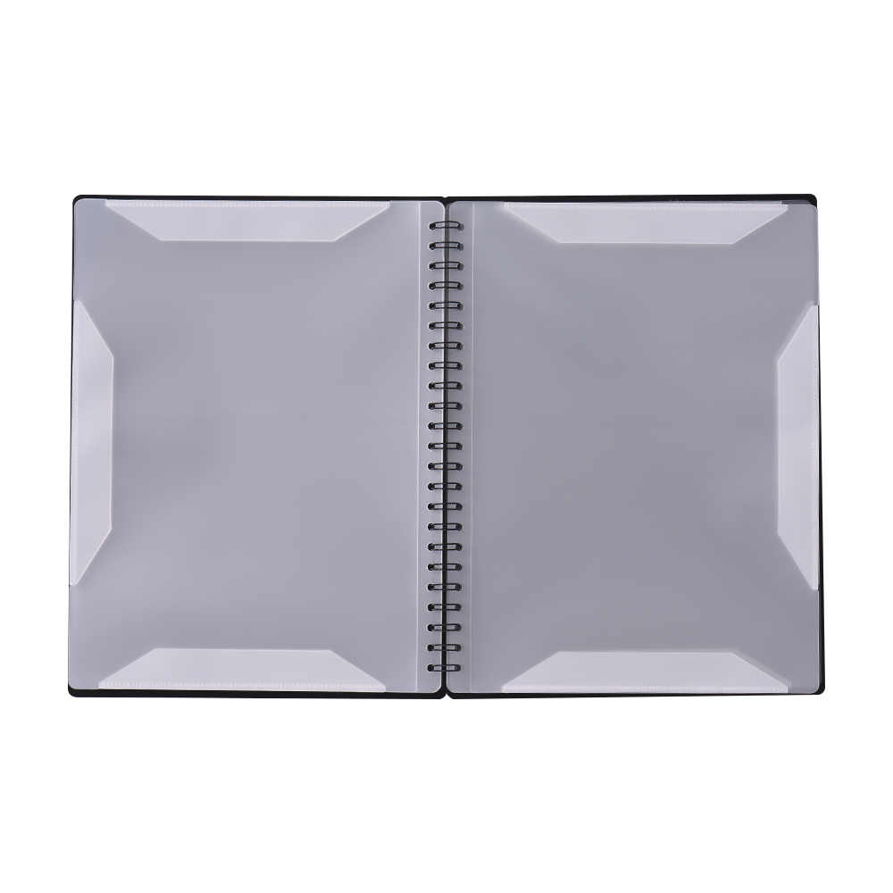 Music Score Holder A4 Size Music Score Holder Multifunctional Paper Sheet Document File Organizer Folder with 40 Pockets