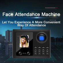 OULET Biometric Face Fingerprint TCP/IP USB Attendance System Access Control Time Clock Recorder Office Employees Device Reader цена