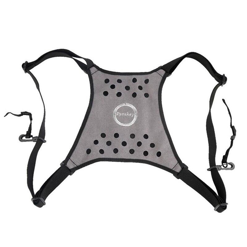 Eyeskey 4 ajustable Correa arnés para prismáticos y cámaras telémetros transpirable moho absorbe Stra