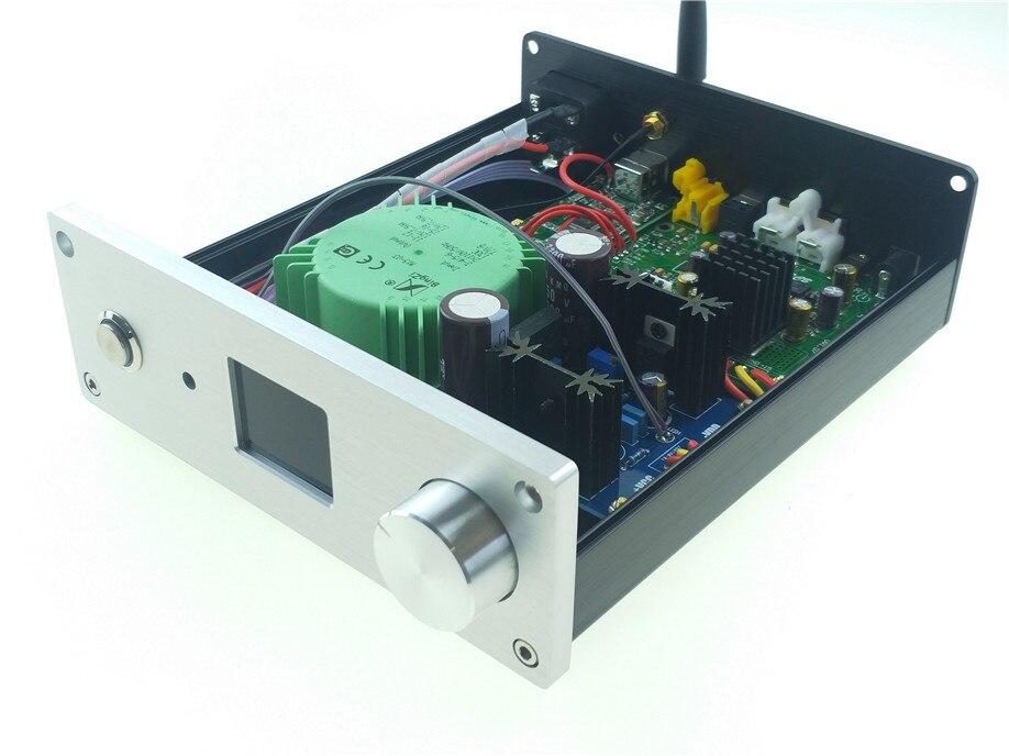 Clever Neue Es9038q2m Es9038 Q2m Hifi Dac Dsd Decoder Xmos Xu208 Usb Fernbedienung Preamp Amp Audio Bluetooth 5,0 Csr8675 Aptx Hp