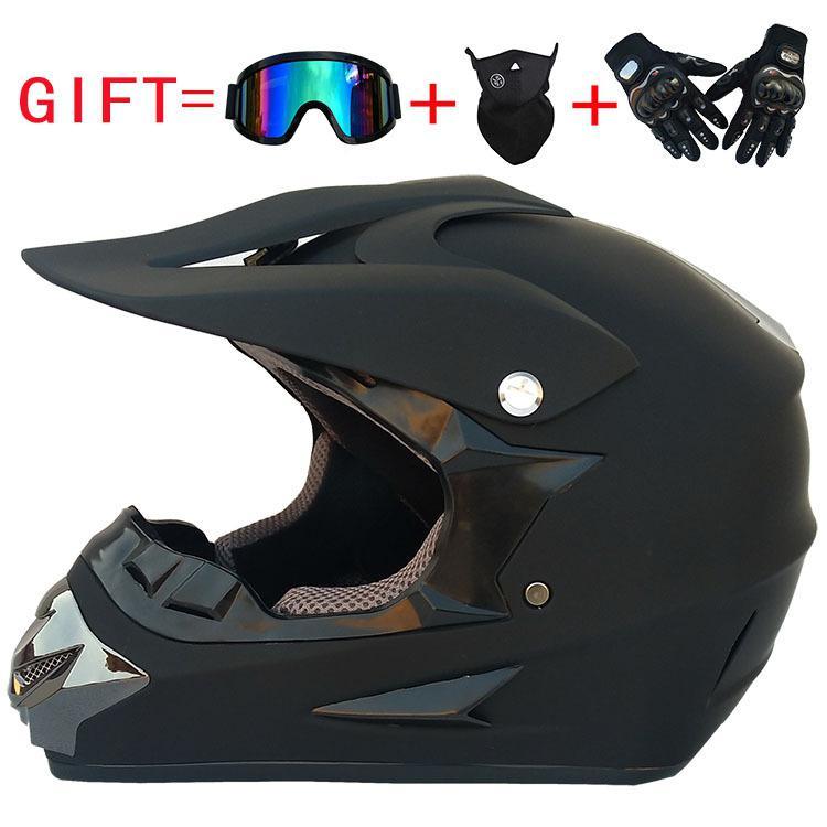 Adeeing Helmet Men Fashion Off Road Moto Dirt Bike Helmet Adult Motocross Racing Safety Driving Capacete Protector DOT R20