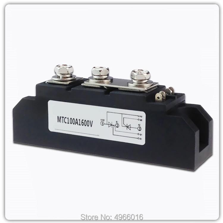 Unterhaltungselektronik Professionelle Audiogeräte Gelernt Original Thyristor Modul Mtc100a1600v 1200 V Dj Ausrüstung Zubehör Um Jeden Preis