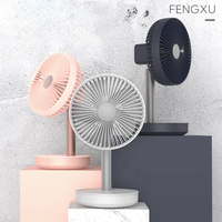 Zaiwan P19 Cooling Fan 3 Speed Adjustable Portable Mini Hand Fan 4000mAh Rechargeable USB Desk Air Cooling Fan Dropshipping