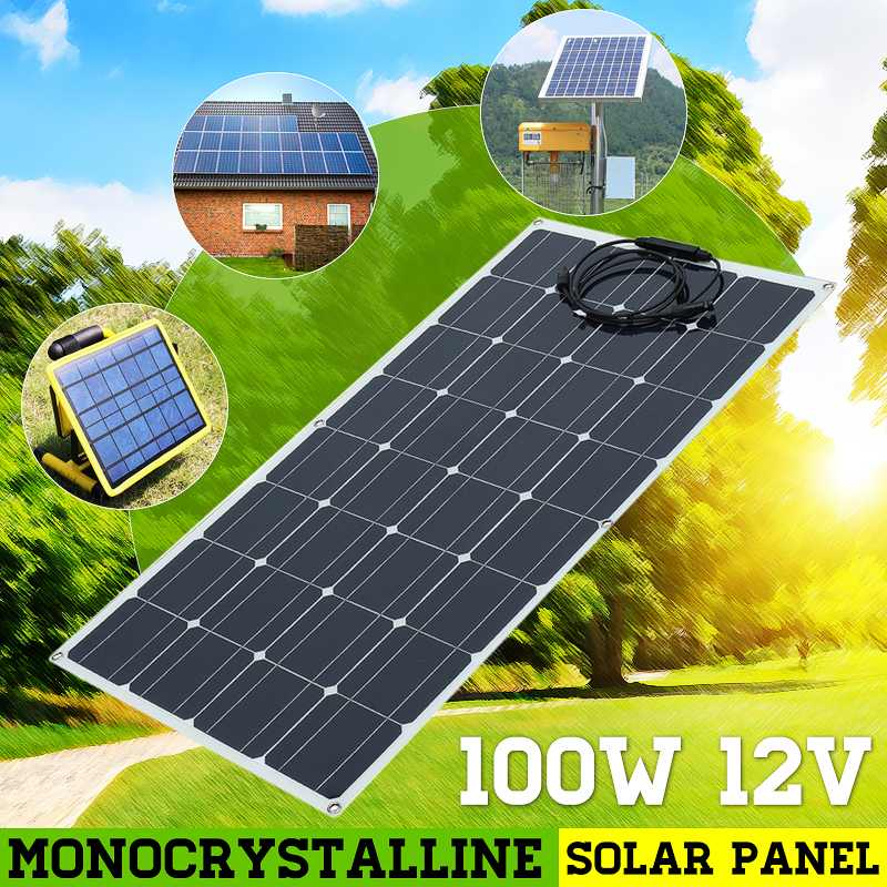 100w Solar Panel Panels Solar Cells Cell Module Double USB interface12V/5V for Car Yacht Led Light Boat Outdoor Charger100w Solar Panel Panels Solar Cells Cell Module Double USB interface12V/5V for Car Yacht Led Light Boat Outdoor Charger
