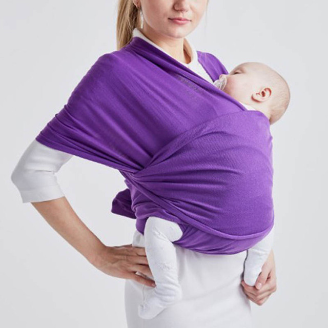 5.3m Baby Carrier Sling Soft Newborn Wrap Infant Slings for Outdoor Walking Shopping YJS Dropship